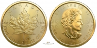 1/1 Oz Maple Leaf Gold 2018
